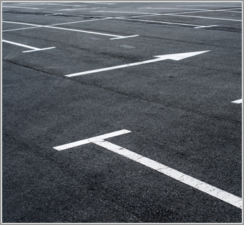 Asphalt Parking Lot in Atlanta, GA